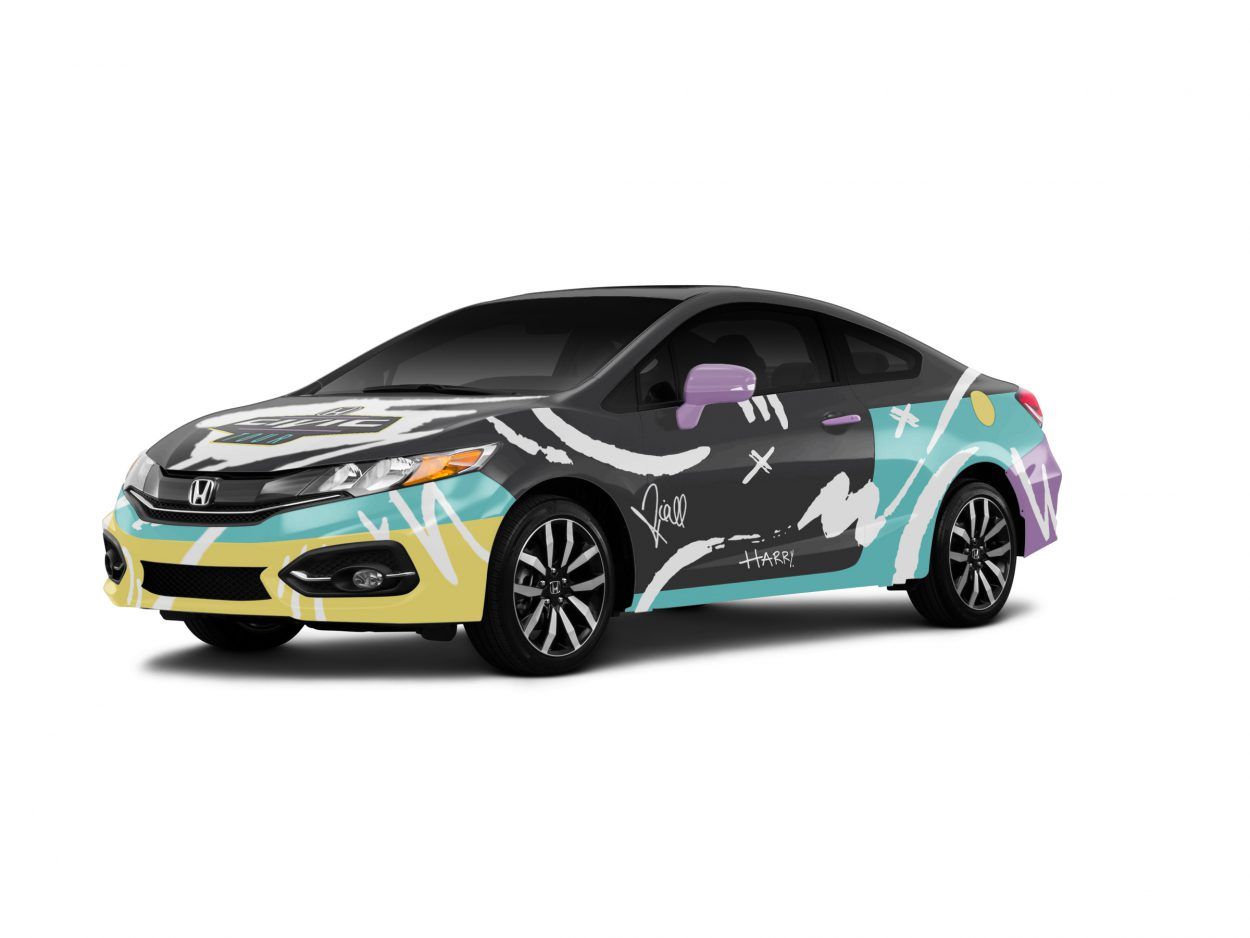 Honda car design studio moross for Honda car app