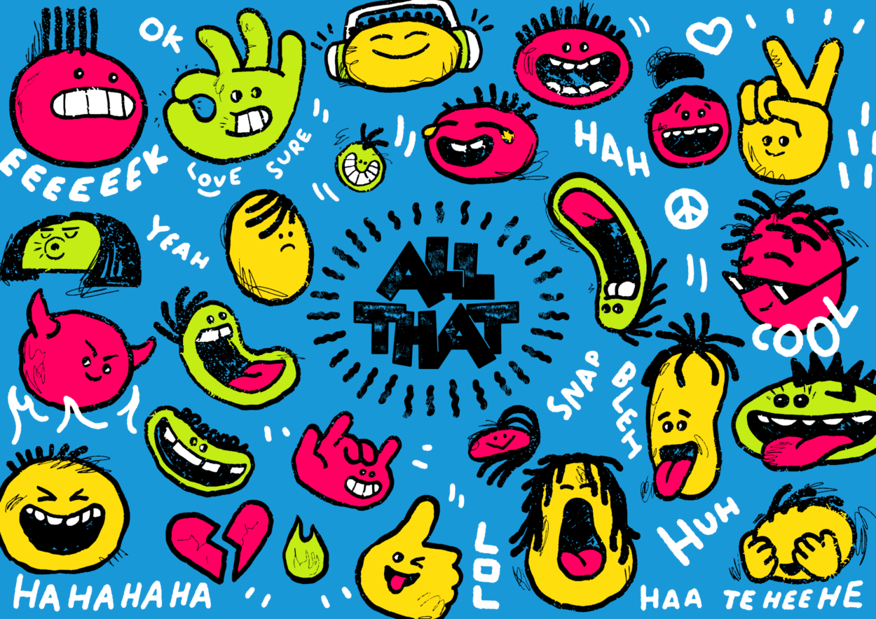 All That - Studio Moross